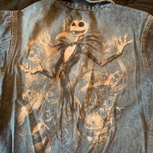 Nightmare before Christmas vintage jacket!
